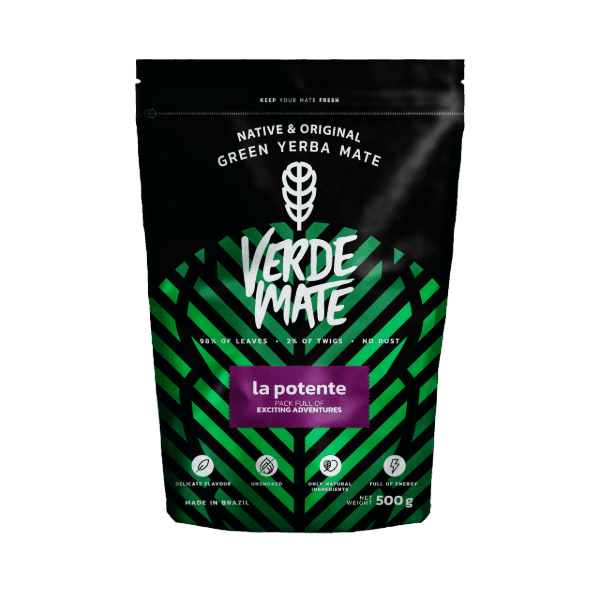 Verde Mate Green La Potente 0,5kg
