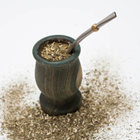Palo Santo do yerba mate