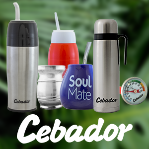 Cebador - producent akcesoriów do yerba mate
