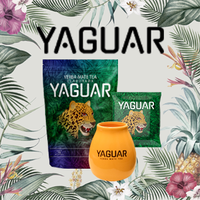 Yaguar yerba mate despalada