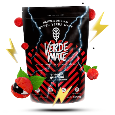 Verde Mate Green Energia Guarana 0,5kg