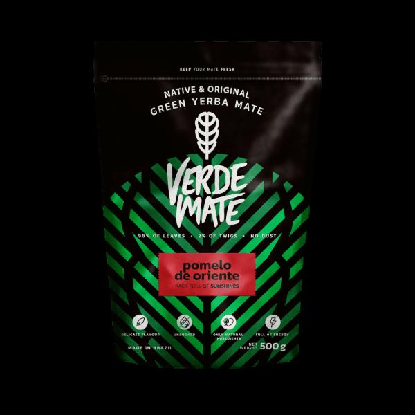 6c7408775b2d39 Yerba Verde Mate Green Pomelo De Oriente 0,5kg - owocowa yerba mate