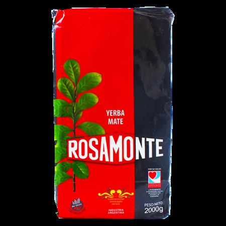 Rosamonte Elaborada Con Palo 2kg